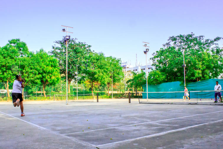 Infocity Club & Resort with Summer Camp