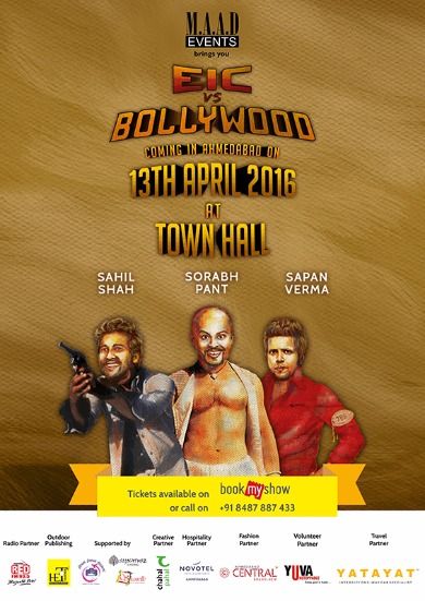 MAAD Events brings you EIC vs Bollywood
