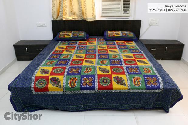 Personalised Bed Sheets In Kolkata