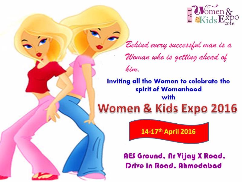 WOMEN & KIDS EXPO: Defining 'weekend fun' in a unique way
