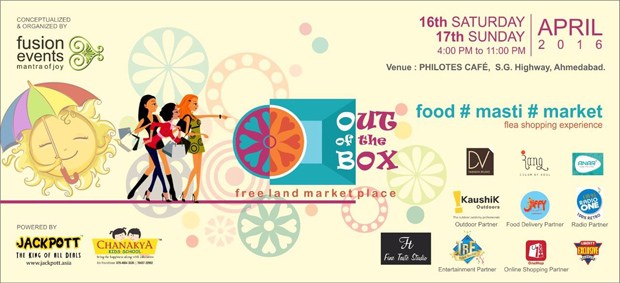 Get set for hoards of fun at OUT OF THE BOX