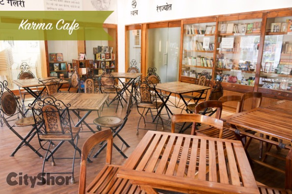 5 Cafes that offer books to read, while you sip your tea