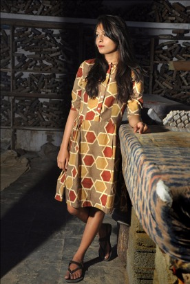 Advaita showcases it's Summer Collection at Anay Gallery