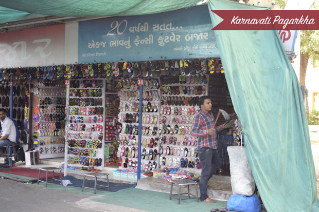 Legendary street shopping hubs in Ahmedabad