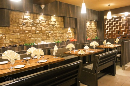 Gorge on some scrumptious delicacies at THE BIG FAT INDIANS