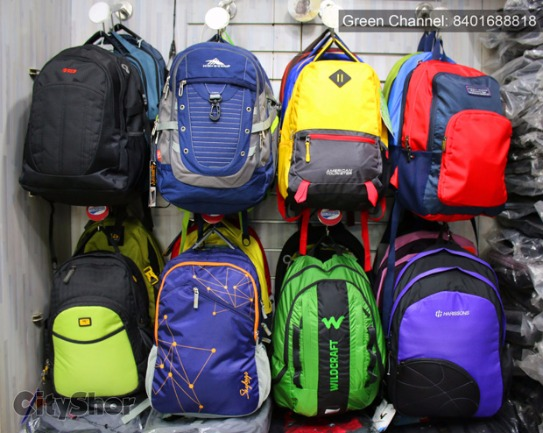 Upto 50% Discount on Bags & Strollers at GREEN CHANNEL