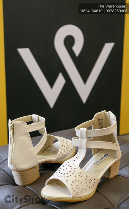 Jaw dropping prices on Footwear at WAREHOUSE