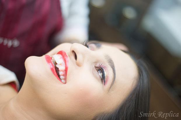 Cherish your moments with SMIRK REPLICA