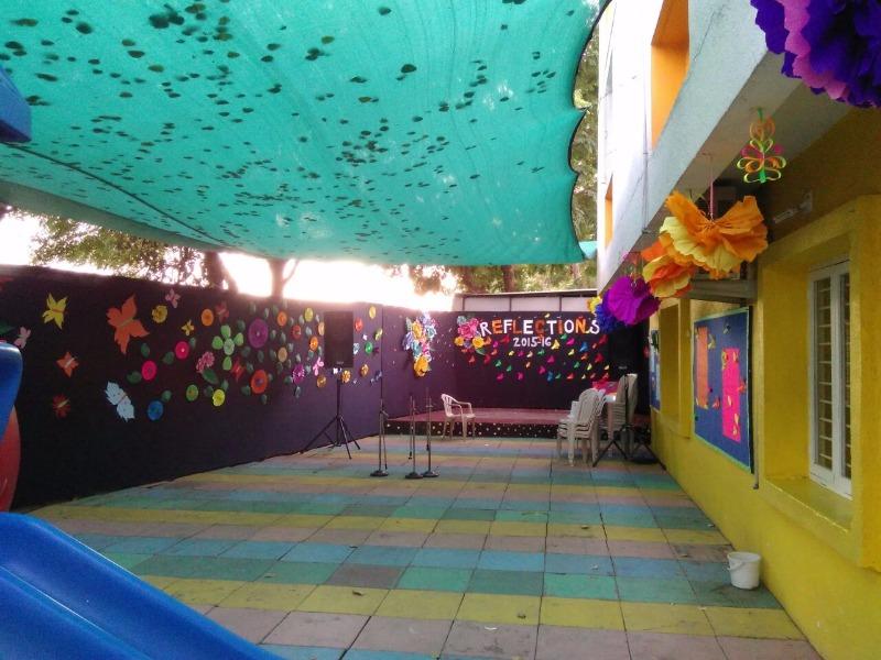 Shanti's HOPSKOTCH brings forth The Kids Carnival