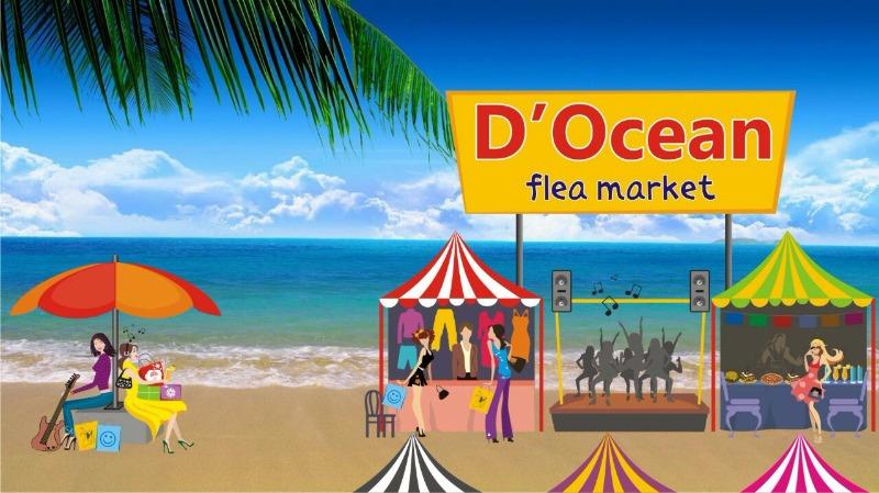 D'OCEAN FLEA starts tomorrow