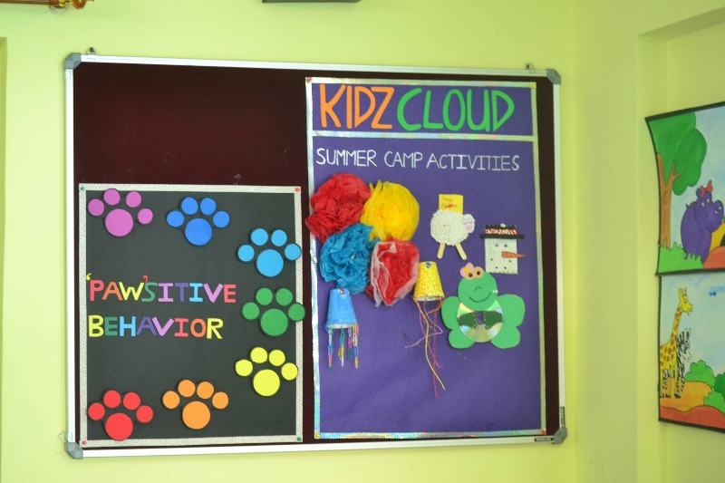 KidzCloud's Exclusive Playzone for Kids at Puneri Festival