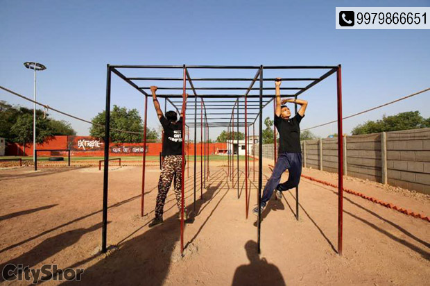 Fitness with fun this summer with Extreme Fit
