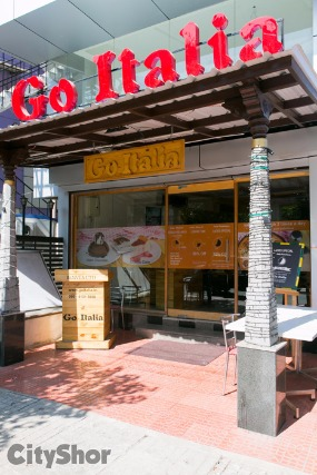 Avail a 20% Discount at GO ITALIA this weekend