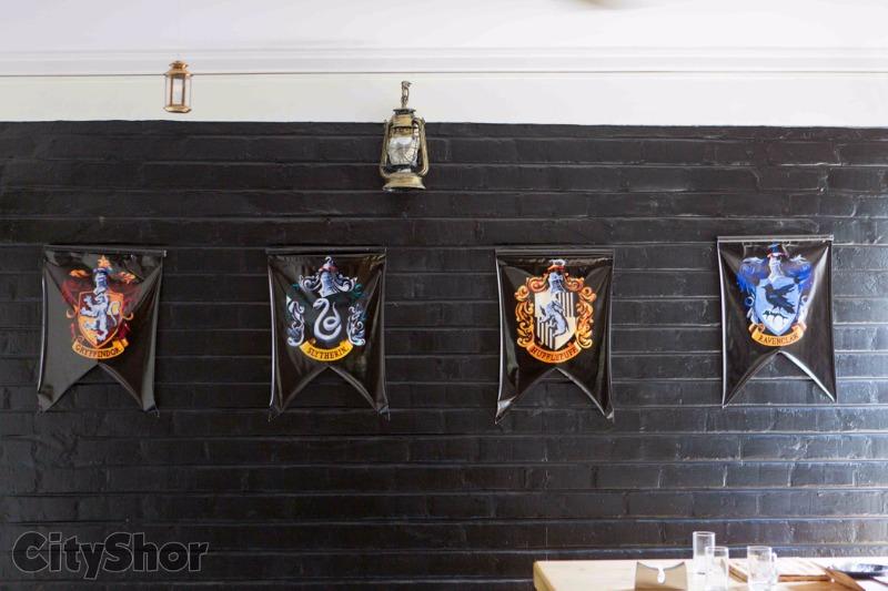Get set, as a Harry Potter themed cafe opens in JP Nagar