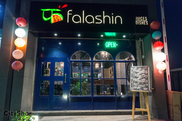 This seasons one of the best cafe experience at Falashin!
