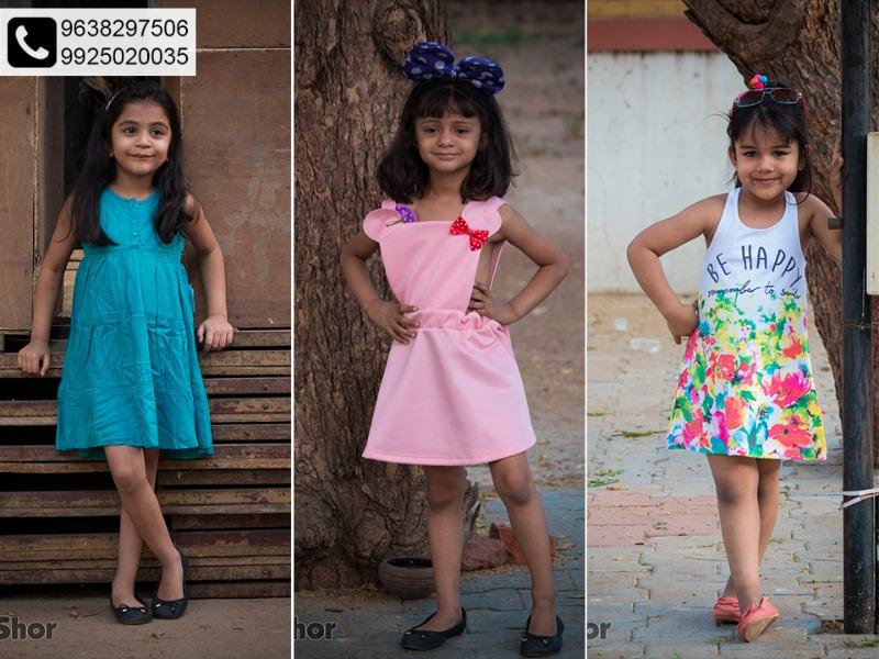 Kiddik - Biggest Kids Wear Exhibition starts today.