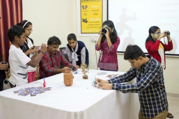 Sign Up Your Kids for Leisure Filled Photography Workshop!