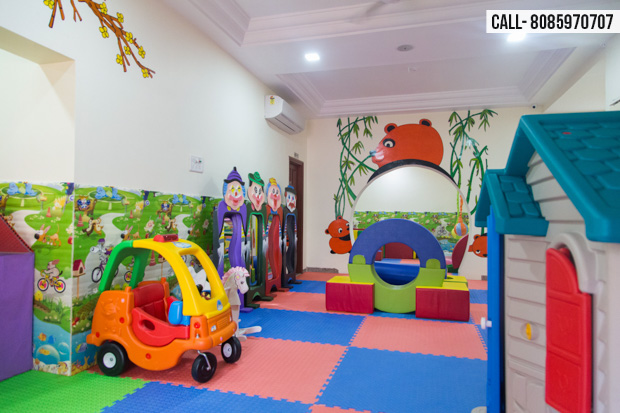 A dedicated fun zone for your kids @ Orange Panda!