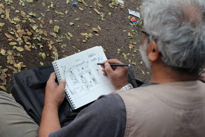 Rekindle Your Inner Artist,Join the Clan of Urban Sketchers!