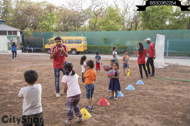 Pune's most fun & happening summer camp only @SPORTY BEANS!