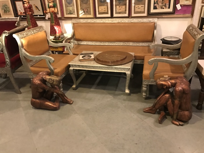 Ever Visited this Trove of Majestic Antiques, Artifacts?