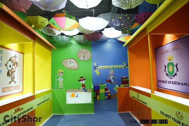 Fun, Leisure and Learning Await Your Lil One at Kids Mania!