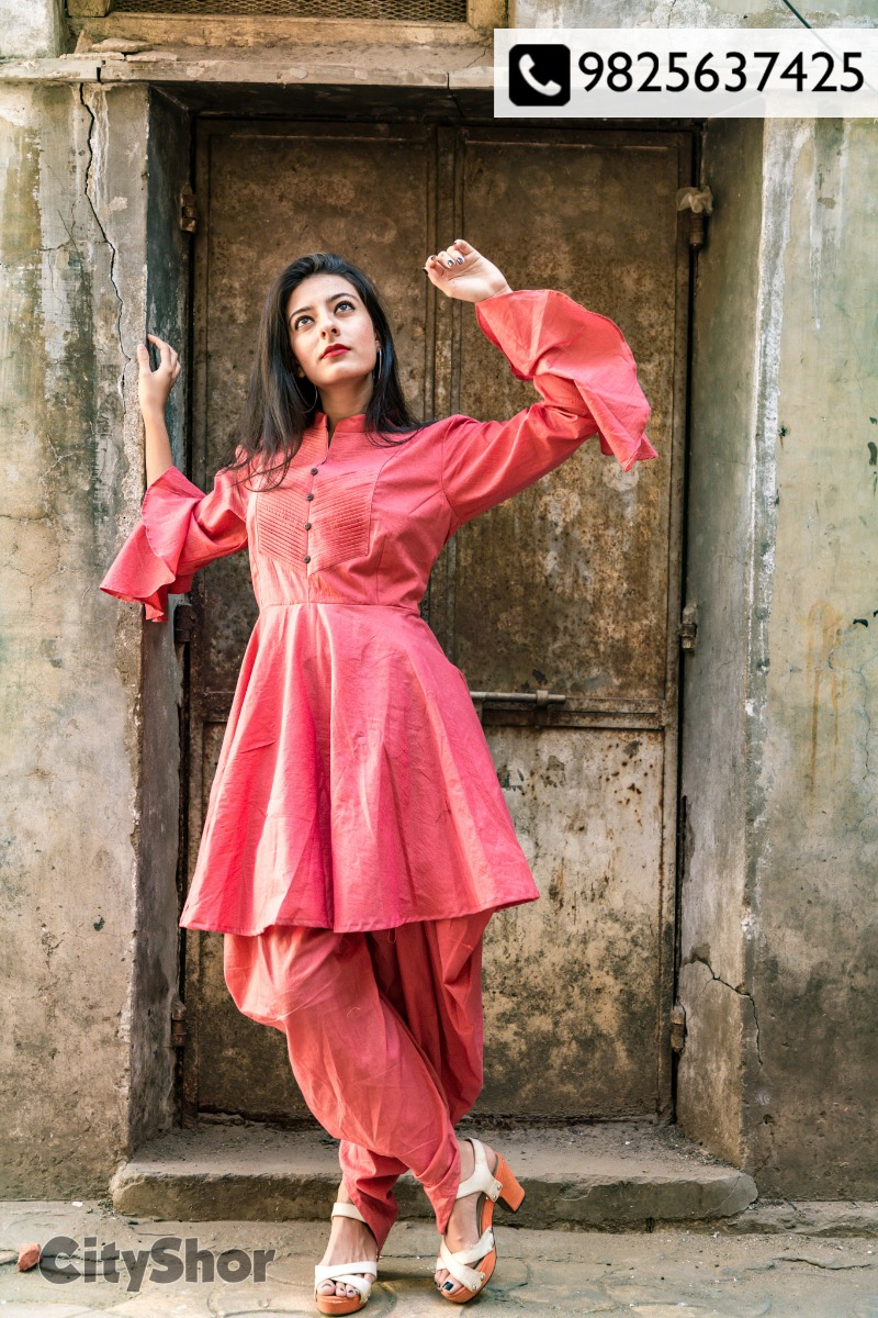 Eccentric New Summer Fashion at Meenu Agrawal the boutique!