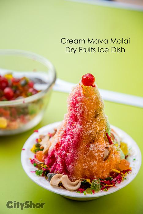 Best of Ice Golas at Shree Thakorji Sweets!