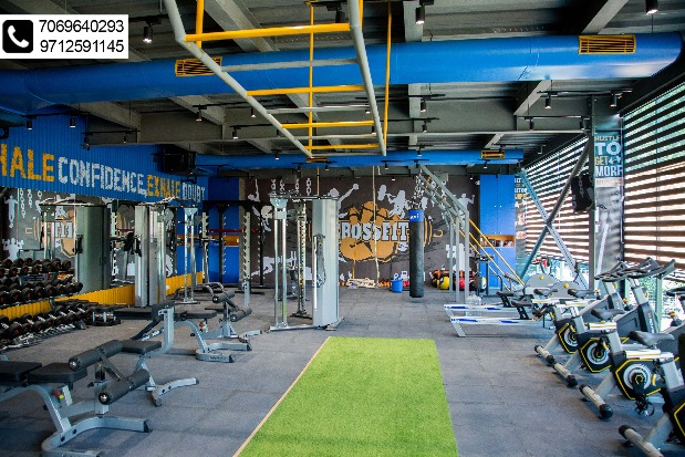 3 Reasons to go for The Fitt Wave Gym!