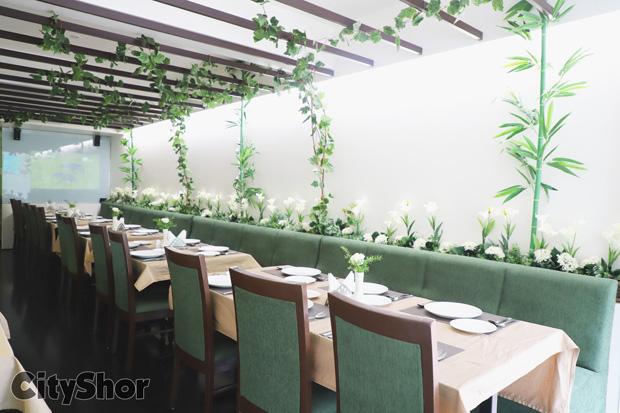 1st Ever Vineyard Themed Multi cuisine Fine Dine Restaurant!