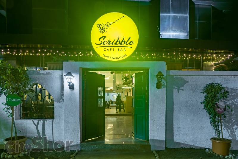 Live Gigs & 2+1 on Booze Every Friday at Scribble Cafe Bar