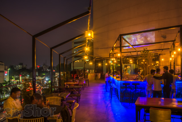 Explore Viman Nagar's Newest Rooftop Lounge & Bar -Backstage