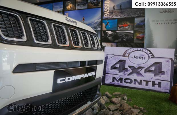 Adventure = Jeep Compass Check Out The Best SUV At Sukrit!