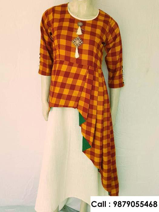Showcase of Ethnic Summer wear by Aangan of Kutch tomorrow