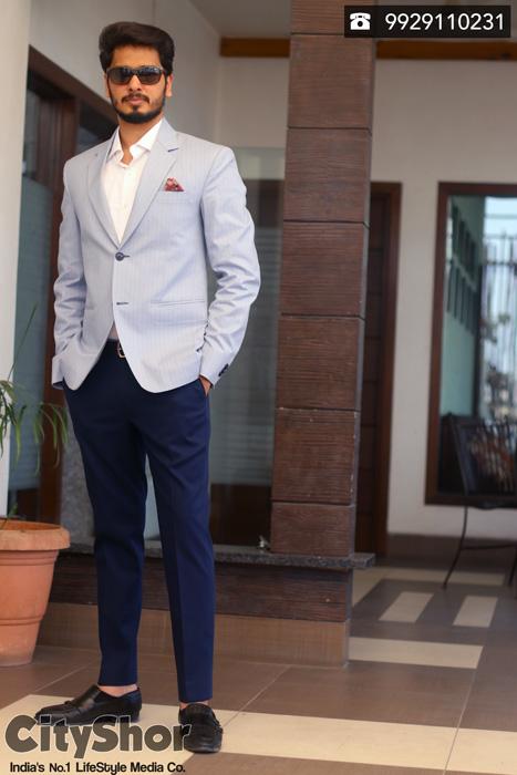 Suadre l Personalised Style Studio for Men