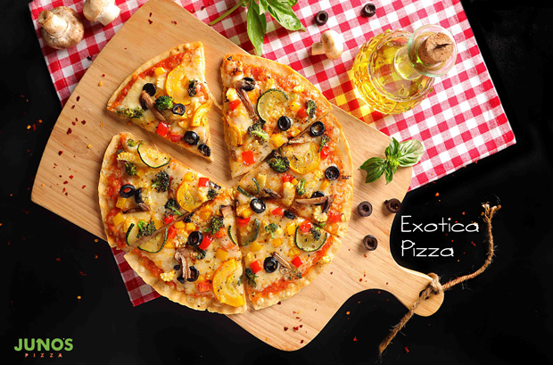 Order 1 get another Pizza free | only for today Junos Pizza