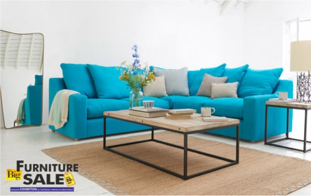 The Big Furniture Sale starts tomorrow | Up to 80% OFF