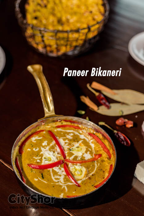 Paneer based delicacies to try at Maple 99