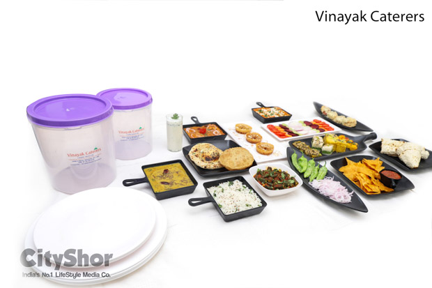 Complete food services on call by Vinayak Caterers