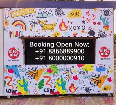 Book your stalls at Bite @ Nite Food Park