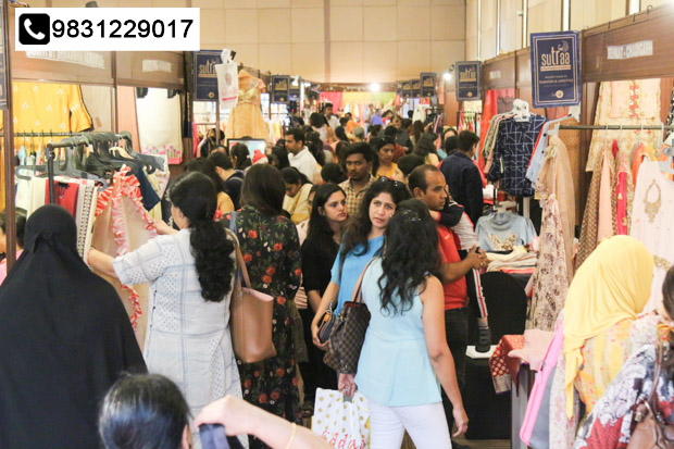 Sutraa The Indian Fashion Exhibition Now in Ahmedabad
