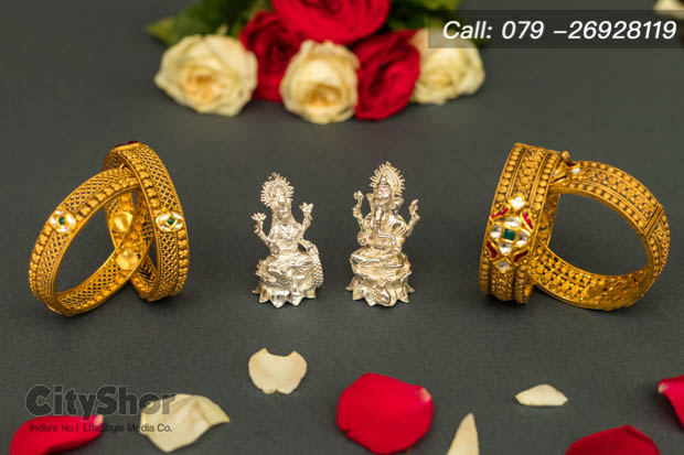 Buy Gold from D B Zaveri on this Akhatrij
