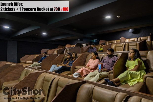 1st ever Multiplex with twin console seats- Fangled Fantasy