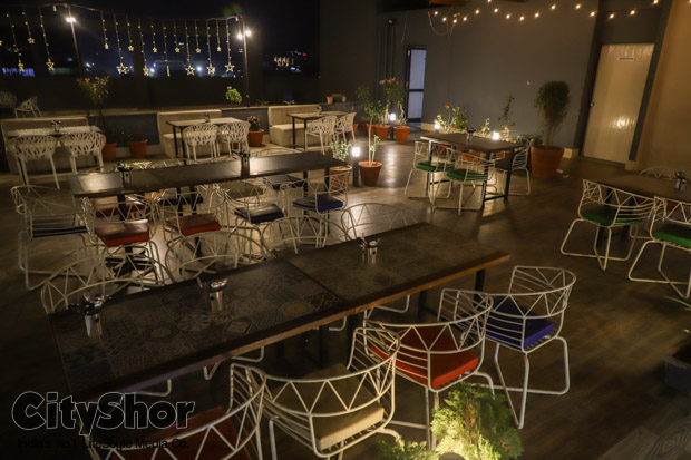 Afternnoon Happy Hours at Zero Gravity Restro cafe