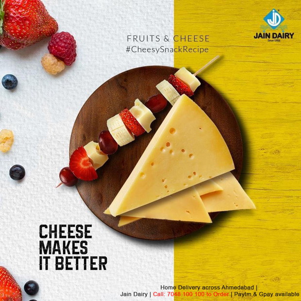 Dairy essentials n more home delivered by Jain Dairy