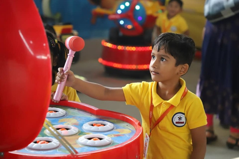 This weekend take your kids to Fun zone