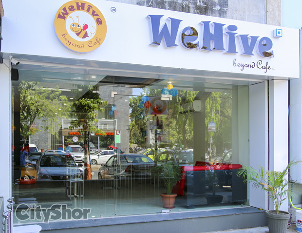 WeHive - Spend this weekend there!