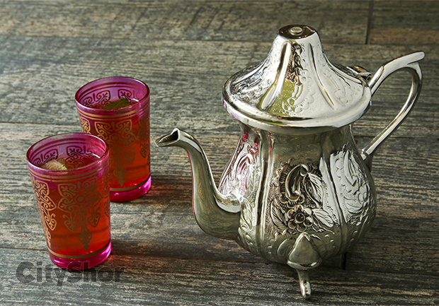 Enjoy mother's day at Wagh Bakri Tea Lounge