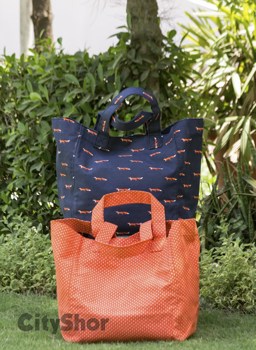 Stitchman Inc's unique bags exhibition