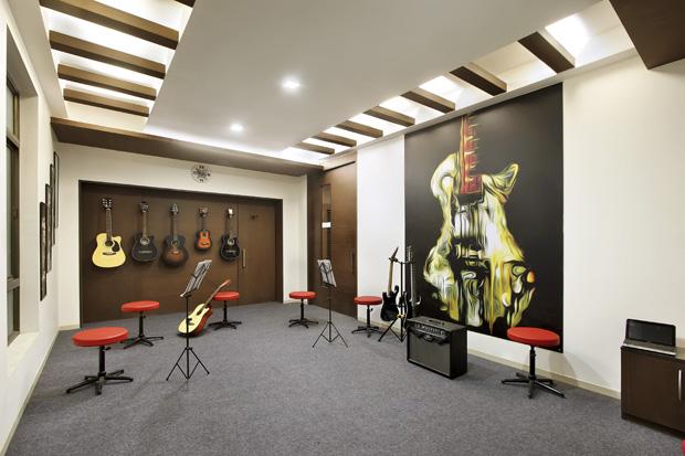 RCA Studios - The Music School
